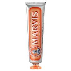 Зубная паста Marvis Ginger Mint (имбирная мята) + Ксилитол 85мл