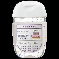 Антисептик для рук MERMADE Birthday Cake (ваниль) 29мл