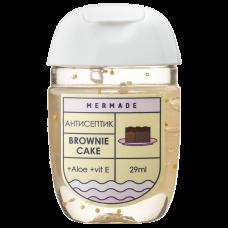 Антисептик для рук MERMADE Brownie Cake (брауни) 29мл