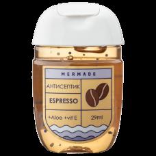 Антисептик для рук MERMADE Espresso (кофе) 29мл