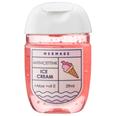Антисептик для рук MERMADE Ice Cream (ванильное мороженое) 29мл