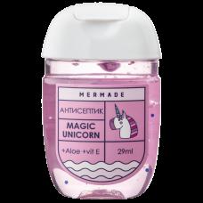 Антисептик для рук MERMADE Magic Unicorn (зефир) 29мл