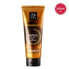 "Маска для поврежденных волос ""7 масел"" Mise En Scene Perfect Serum 3 Min Salon Mask Pack 300мл"