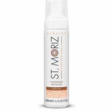 Автобронзат-мусс St.Moriz Instant Self Tanning Mousse Medium 200мл