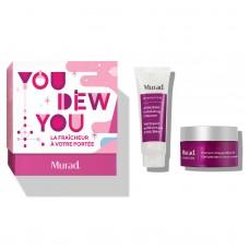 Лимитированный набор для лица Murad You Dew You Skincare Gift Set (очищение для лица 30мл + гель для лица 15мл)