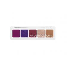 Палетка теней NATASHA DENONA Mini Lila Eyeshadow Palette 4гр