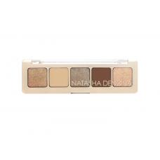 Палетка теней NATASHA DENONA Mini Glam Eyeshadow Palettе 4гр