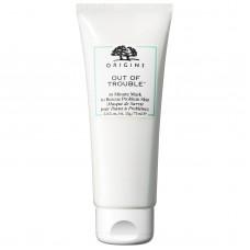 Маска для лица 10-минутная для спасения проблемной кожи ORIGINS Out of Trouble™ 10 Minute Mask to Rescue Problem Skin 75мл