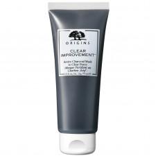 Маска для лица с активным угрем для очистки пор ORIGINS Clear Improvement® Active Charcoal Mask to Clear Pores 75мл