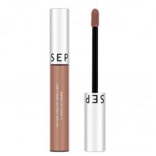 Жидкая увлажняющая помада для губ SEPHORA COLLECTION Cream Lip Shine Liquid Lipstick Color: 01 Surnatural Blush 5мл