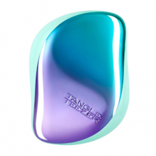 Компактная расческа для волос Tangle Teezer Compact Styler Petrol Blue Ombre