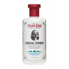 Тоник без спирта Thayers Witch Hazel Aloe Vera Formula Alcohol-Free Toner Unscented 355мл