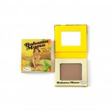 Матовый бронзер для лица theBalm Bahama Mama миниверсия 3гр