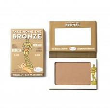 Матовый бронзер для лица theBalm Take Home The Bronze Anti-Orange Bronzer Oliver 7,8гр