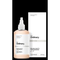 Обновляющий тоник с гликолевой кислотой The Ordinary Glycolic Acid 7% Toning Solution 240мл
