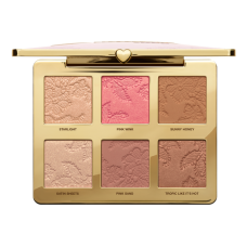 Палетка для макияжа лица TOO FACED Natural Face Makeup Palette 23,8гр