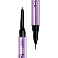 Средство для бровей 2 в 1 (cверхчеткий маркер и водостойкий карандаш) Urban Decay Brow Blade: Ink Stain + Waterproof Pencil Brown Sugar (нейтральный шатен)