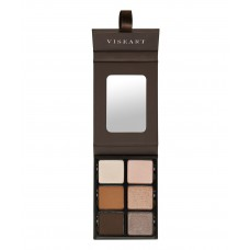 Палетка теней VISEART Theory Eyeshadow Palette Theory I Cashmere 12гр