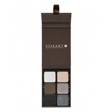 Палетка теней VISEART Theory Eyeshadow Palette Theory III Chroma 12гр