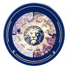 Лимитированная палетка глиттеров Vivienne Sabo Soliel en Lion Palette Glitter