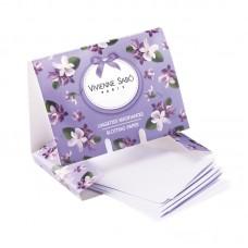 Матирующие салфетки для лица Vivienne Sabo Blotting Paper Papier Matifiante 50шт