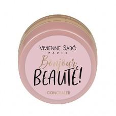 Консилер для лица Vivienne Sabo Bounjour Beaute №02 бежевый 6,5гр