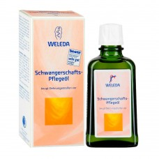 Масло для профилактики растяжек Weleda Schwangerschafts-Pflegeöl 100мл