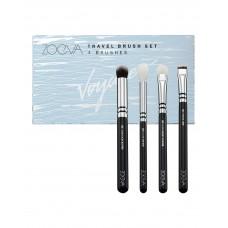 Набор кистей для макияжа ZOEVA Voyager Travel Brush Set