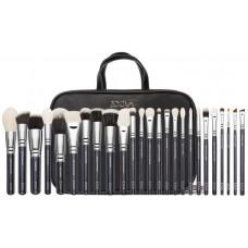 Набор кистей для макияжа с сумкой ZOEVA MAKEUP Artist Zoe Bag