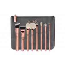 Набор кистей для макияжа ZOEVA Rose Golden Luxury Set vol.3